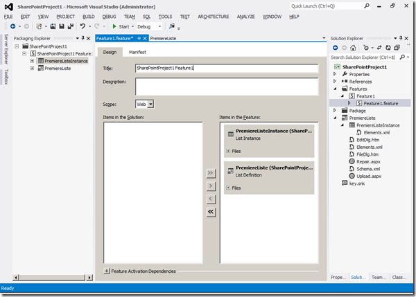 Visual Studio 2012 - Features