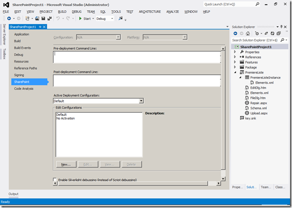 Visual Studio 2012 - Solution 2